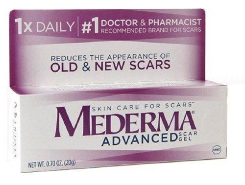 Mederma Skin Care Advanced Scar Gel, 0.7 Oz by Mederma -