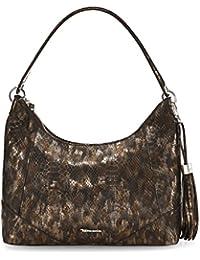 Tamaris Damen Melanie Hobo Bag Schultertasche, 12 x 28 x 32 cm