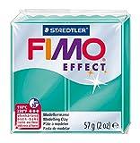 Fimo Effect Nr. 504 - Transparent Grün