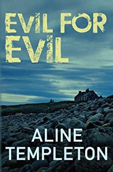 Evil for Evil par [Templeton, Aline]