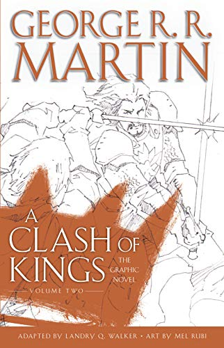 A Clash of Kings: The Graphic Novel: Volume Two (A Game of Thrones: The Graphic Novel Book 6) (English Edition)