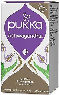 Pukka Hebs Moods - Ashwagandha 60 Caps