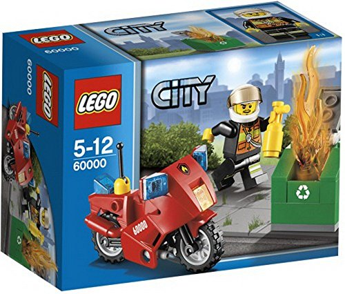 Imagen 7 de LEGO CITY 60000 - Moto de Bomberos