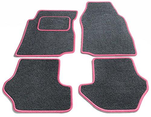 Preisvergleich Produktbild JediMats 42055L-Pre-Pink-Schi Prestige Maßgeschneiderte Fußmatte für Ihr Auto, Schiefer