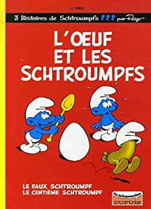 """Afficher """"L'oeuf et les Schtroumpfs"""""""