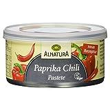 Alnatura Bio Pastete Paprika-Chili, vegan, 125 g