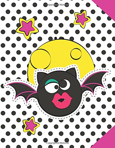 te Notebook Journal For Kids - Halloween: 120 Pages With Drawing Box on Top Half of Page and Lines on Bottom Half School ... Journal - 8.5 by 11 inches (More Kool Kidz) ()