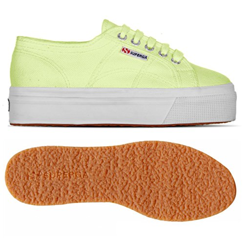 Superga - 2790 Acotw - Sneakers basses - femme Sunny Lime