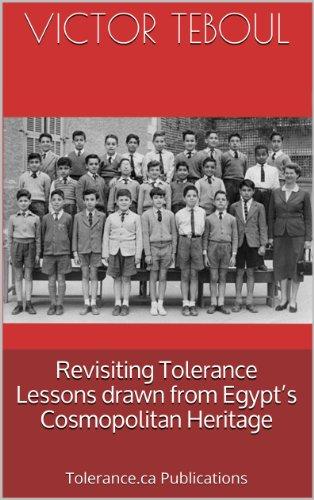 Utorrent En Español Descargar Revisiting Tolerance. Lessons drawn from Egypt's Cosmopolitan Heritage (Essay) PDF Gratis En Español