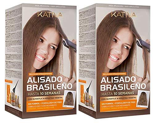 Puede ser usado en todo tipo de pelo, teñido, ya alisado o con mechas. Fácil aplicación, elimina el frizz hasta 8 semanas Cabello sin encrespamiento, efecto liso natural y brillo