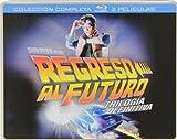 Regreso Al Futuro (Trilogia Bd Metal) [Blu-ray 3D] [Import espagnol]