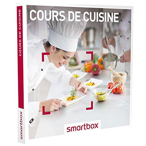 SMARTBOX - Coffret Cadeau homme femme couple - Cours de cuisine - idée cadeau - 78...