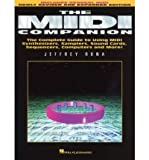 [(The MIDI Companion: The Complete Guide to Using MIDI Synthesizers, Samplers, Sound Cards, Sequencers, Computers and More!)] [by: Jeff Rona]