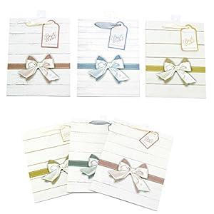 Gifts 4 All Occasions Limited SHATCHI-528 - Juego de 3 bolsas de papel para regalos de cumpleaños, bodas, Navidad, regalos
