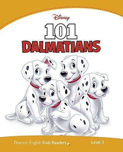 Penguin Kids 3 101 Dalmatians Reader (Pearson English Kids Readers) - 9781408287316