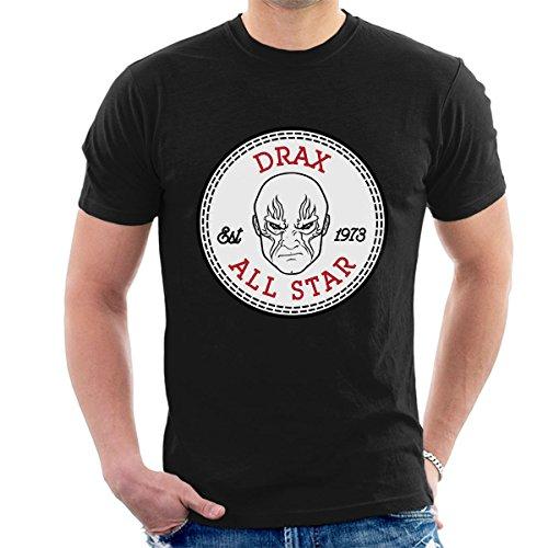 Preisvergleich Produktbild Guardians Of The Galaxy Drax All Star Converse Men's T-Shirt