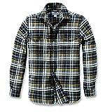 Carhartt Herren Arbeitshemd Shirt Hemd 'Trumbull Slim Fit...