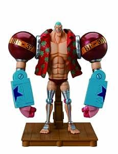 One Piece Chogokin Deluxe Figur: Franky / Frankie 19 cm