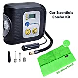 Best Tire Air Compressor - AllExtreme EXDAC35 Tirewell 12V DC Digital Tire Inflator Review