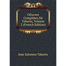 OEuvres Complètes De Tabarin, Volume 2 (French Edition)