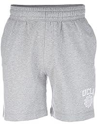 Short UCLA Wiggins pour homme en gris chin�