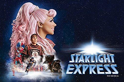 chenkgutschein: Starlight Express Musical & Übernachtung in Bochum für 2 ()