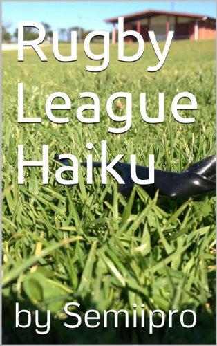 Rugby League Haiku (English Edition)