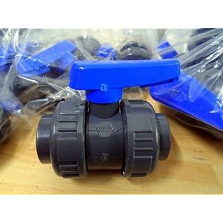 PVC Ball Valve Blue 16mm Socket