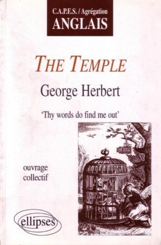 The Temple de G. Herbert par Raynaut Claudine