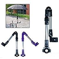 Calli Bike Bicycle Wheelchair Stroller Connector Umbrella Holder Mount Stand