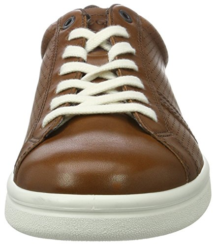 ECCO Kallum, Sneaker Basse Uomo Braun (1283WHISKY)