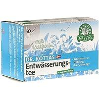 DR.KOTTAS Entwässerungstee Filterbeutel 20 St preisvergleich bei billige-tabletten.eu