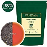 Vahdam - Maharani Chai Spiced Oolong Tea,(50 Cups) Harvest, Direct from High Elevation Tea Plantations in Darjeeling, Loose Leaf Tea, 100% Certified Pure Unblended Darjeeling Tea from India 100gm
