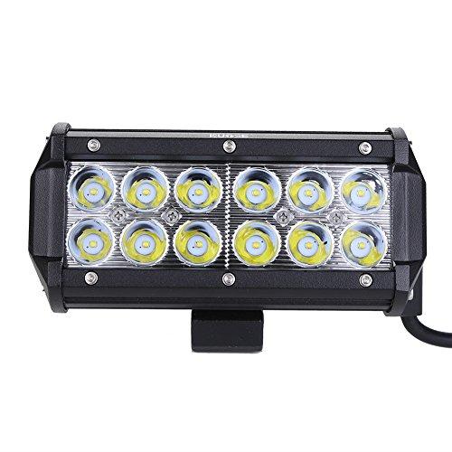 Rupse 36W-01 LED Auto Arbeit Lampe Beleuchtung Engineering Licht im Fahrzeug eingebaute Suchscheinwerfer für Atv/Jeep/Boot/Suv/LKW/Auto