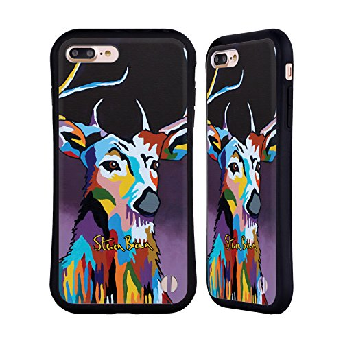Ufficiale Steven Brown Archie Mcdug Fauna Case Ibrida per Apple iPhone 7 / iPhone 8 Tam Mcdeer