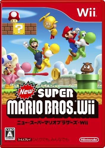 New Super Mario Bros. Wii [JP Import]