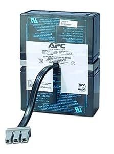 APC RBC33 - Batterie de remplacement pour Onduleur APC SC1000I
