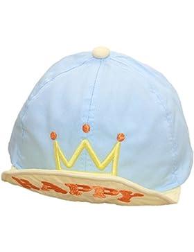 Unisex Bebè Moda Estate Cotone Cappello Da Sole Cappellino Da Baseball Berretto Con Visiera Cappello Dei Bambini