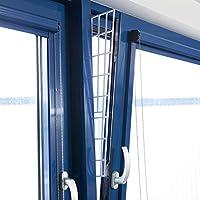 Trixie 44183 Schutzgitter für Fenster, Seitenteil