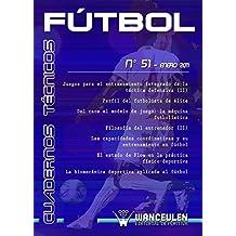 Fútbol: Cuaderno Técnico 51