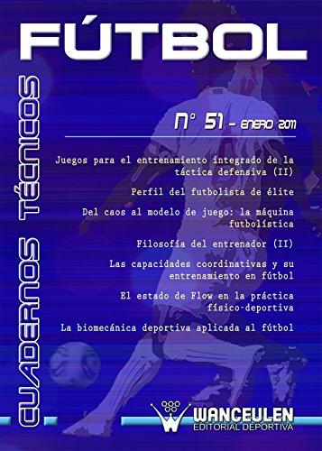 Fútbol: Cuaderno Técnico 51 por Varios Autores