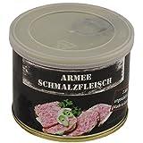MFH 6 Dosen Armee Schmalzfleisch, 190 g, 7% Mwst.