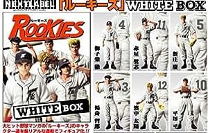 Autre LABEL Manga Rookies Figurine réaliste blanc Coffret cadeau