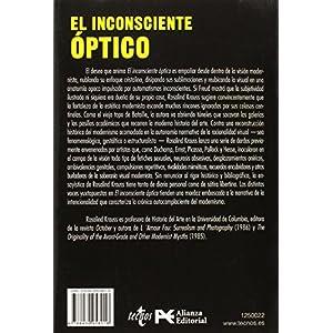 El Inconsciente Óptico (Filosofía - Neometrópolis)