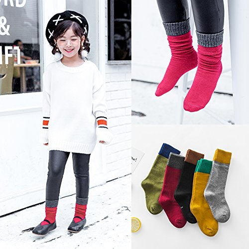 033c43b1fa12 XIU RONG Children Socks Spring And Autumn Summer Socks And Girls ...