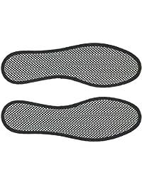 3 Paar Bergal Aktivkohle Einlegesohle Sommer Sohle Textilgewebe Gr. 36-48 Luftzirkulation