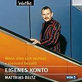 Eigenes Konto, 1 Audio-CD