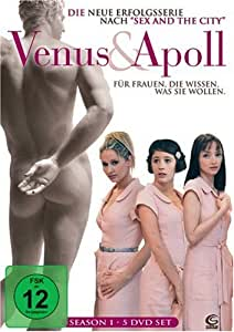 Vénus & Apoll - Die komplette erste Staffel (5 DVDs)