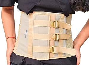 Wonder Care Elastic Abdominal Maternity Tummy Waist Belt for Weight Loss (Medium)