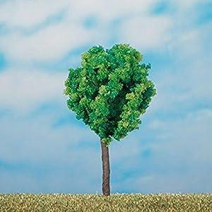 Auhagen 70.901,0 - árboles de Hoja caduca 9 cm, Colorido